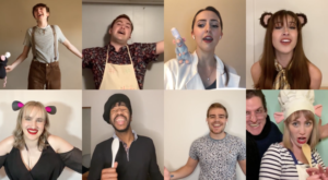 Image of the TikTok songwriters/creators for Ratatouille the Musical